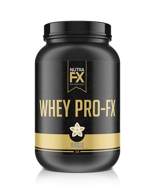 WHEY PRO-FX Whey Protein - 2.0 lb