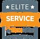 Elite Service Go BlueLight Plumbers | HomeAdvisor Badge