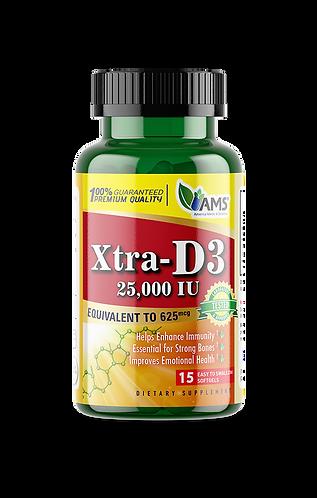 XTRA-D3 25,000