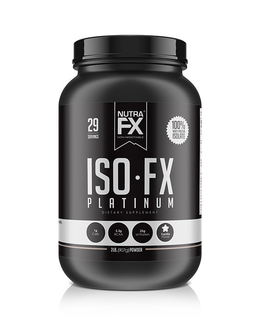 ISO-FX Whey Protein Isolate - 2.0 lb
