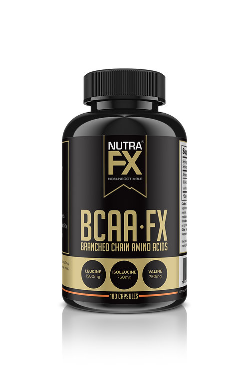 BCAA-FX | Capsules