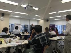 MBA workshop in Hong Kong