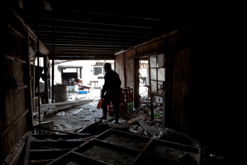 Yamagata-ya è una fabbrica di salsa di soia distrutto dallo tsunami a Ishinomaki. Masahiko Yamagata è proprietario della fabbrica, non sa dove poter iniziare a sistemare la sua fabbrica.