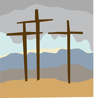 Calvary Crosses with Stormy Sky.jpg