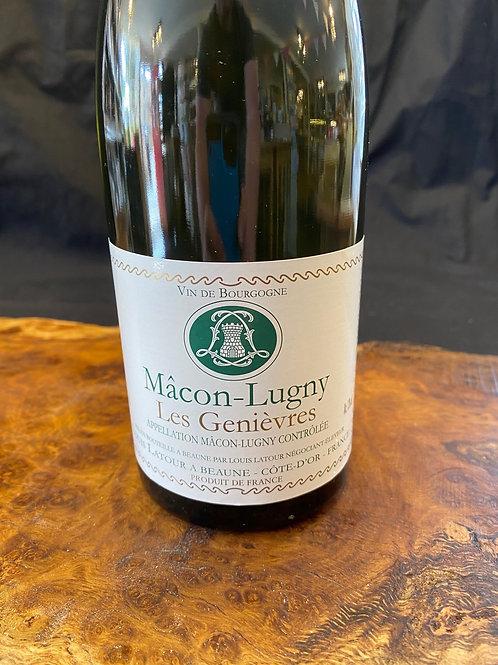 Macon-Luguny - Les Genievres