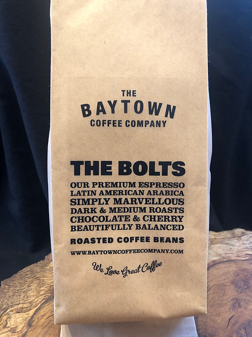 Baytown Coffee - The Bolts