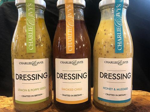 Charlie & Ivy Salad Dressings