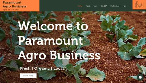 Paramount Agro