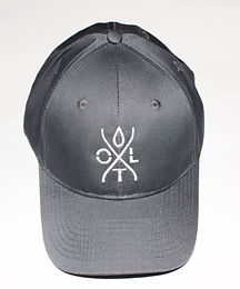 Drip Logo strapback cap
