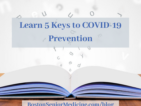 Learn 5 Keys to COVID-19 Prevention