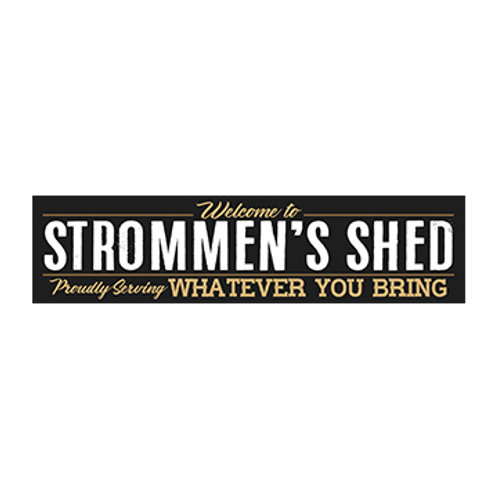 Shed LED Sign