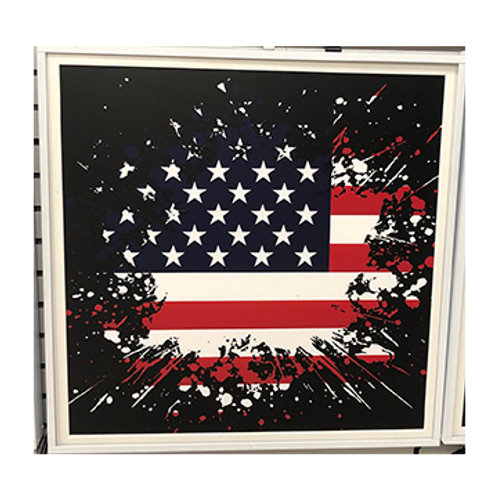 Flag LED Sign