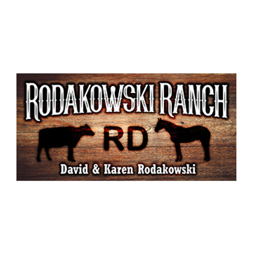 Ranch LED Sign