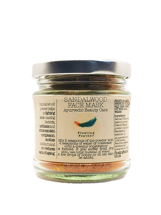 Ayurvedic Sandalwood Face Mask