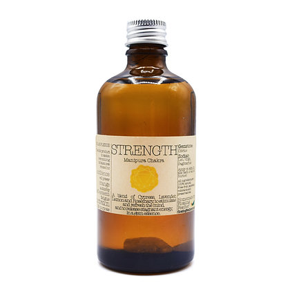 Strength Bath and Body Oil