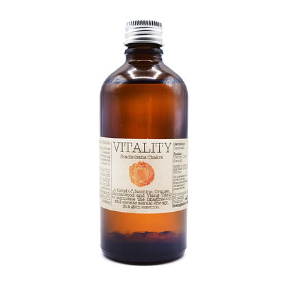 Vitality Bath and Body Oil