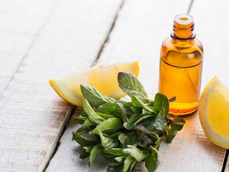 Essential oils for detox