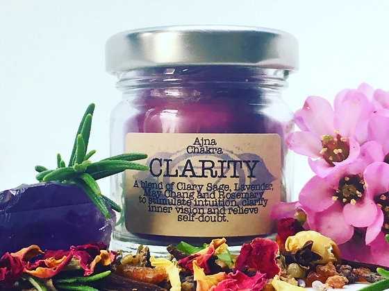 Clarity Vegan Candle