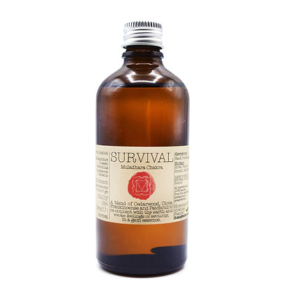 Survival Bath and Body Oil