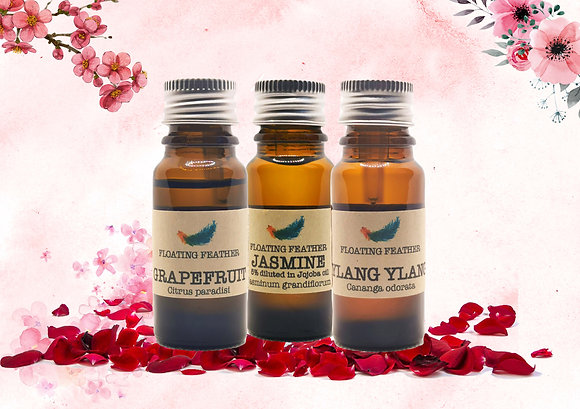 Romance Essential Oil Set