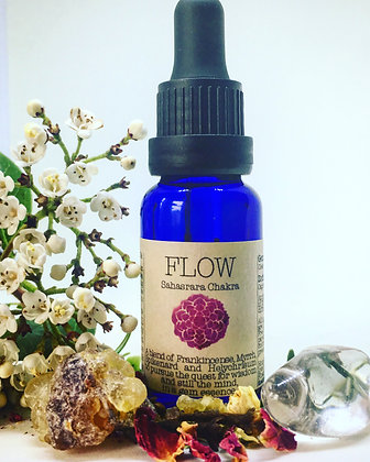 Flow Bath and Body Oil