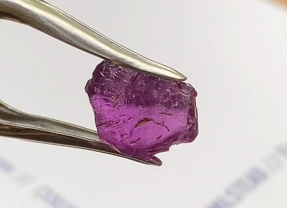Purple Mozambique Garnet