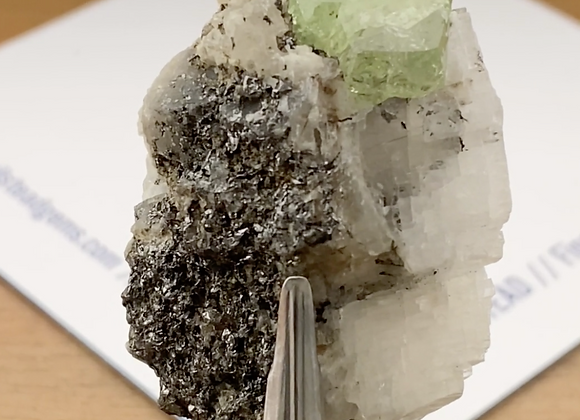 Merelani Mint Garnet