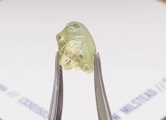 Nigerian Sapphire
