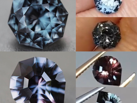 Phenomena in Songea Sapphires