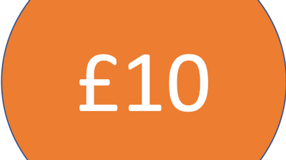 Contribute £10 to Wake up Wallasey