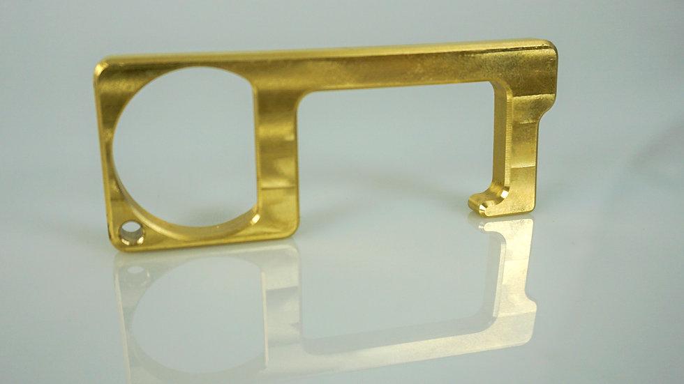 Brass Essential Keychain