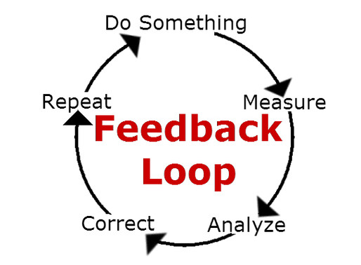 The Importance of the feedback loop