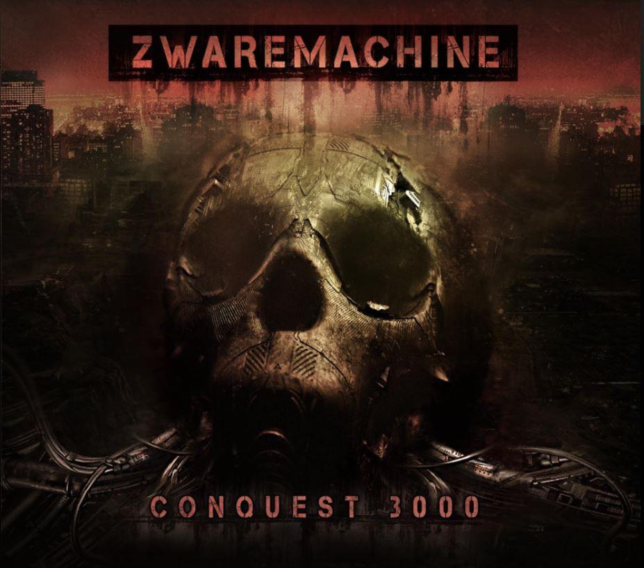 Zwaremachine | Conquest 3000 cover art