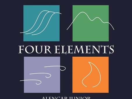 Four Elements - Alencar Júnior's new album.