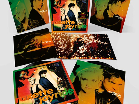 Roxette comemora 30º aniversário de 'Joyride' com reedição expandida
