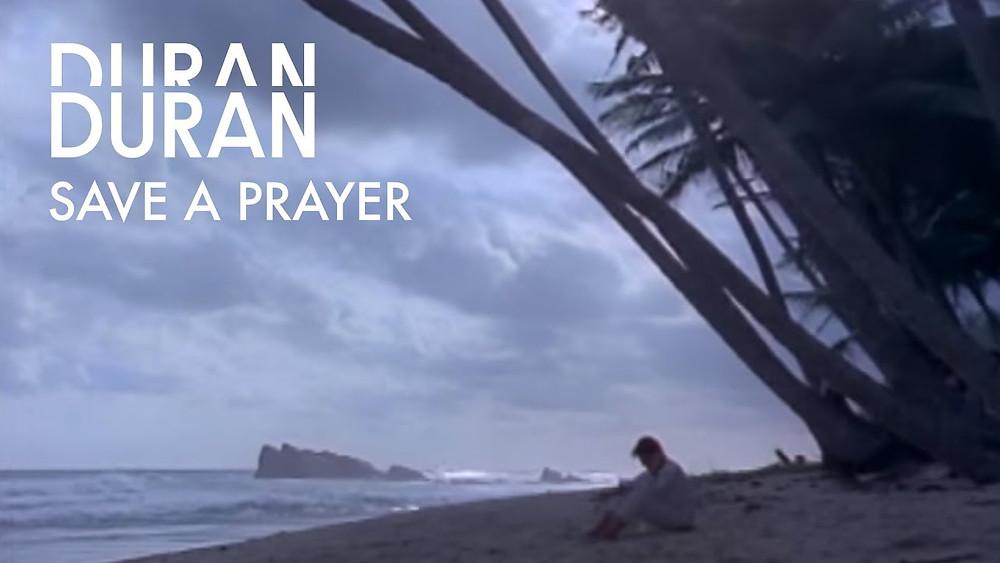 Save a Prayer é um dos melhores vídeos das década de 80.