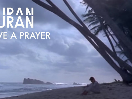 Save a Prayer – Duran Duran.