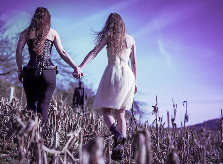 Cemetery Sex Fairies:  Seduction, intoxication, addiction, love and sometimes bittersweet pain