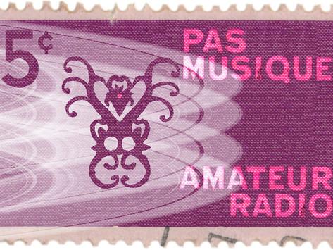 Novos lançamentos: Pas Musique | Amateur Radio