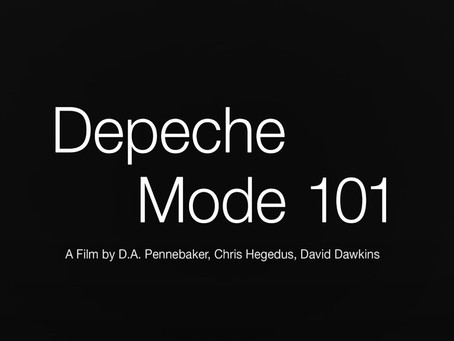 New Releases: Depeche Mode | 101 Box