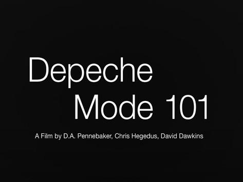 Lançamentos: Depeche Mode | 101 Box