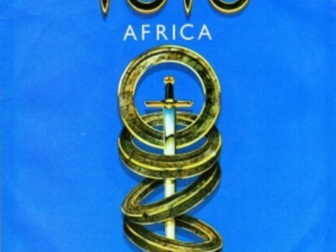 Guilty Pleasures: Toto – Africa.