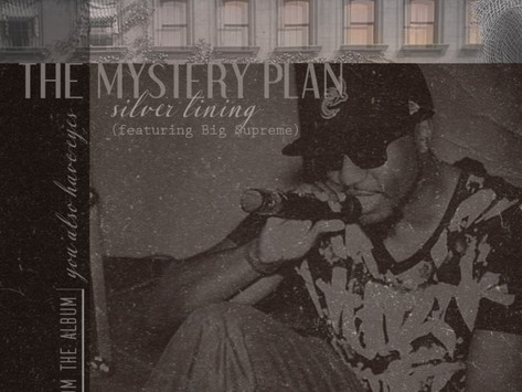 Lançamentos: Silver Lining feat. Big Supreme | The Mystery Plan
