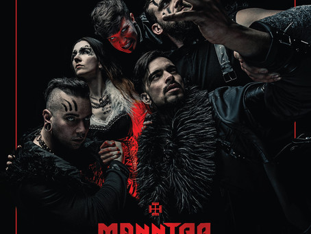 New Releases: Monster Mind Consuming | Manntra