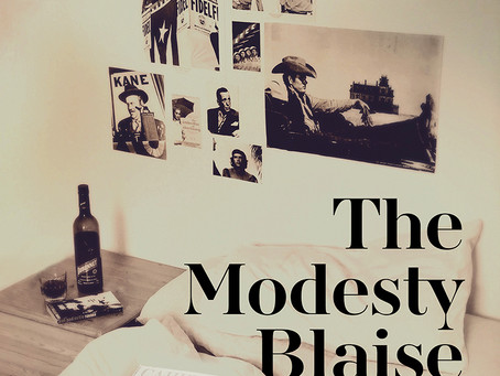 New Releases: The Modesty Blaise | Modesty Blaise