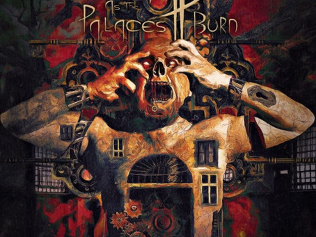 New Releases: All the Evil | As The Palaces Burn