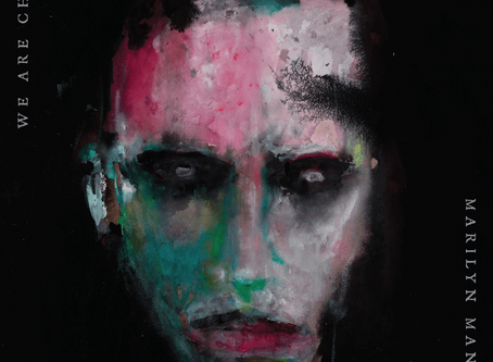"""""""We Are Chaos"""" – Marilyn Manson Announces New Album."""