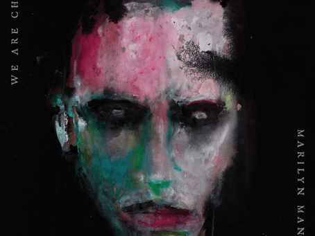 """We Are Chaos"" – Marilyn Manson Announces New Album."