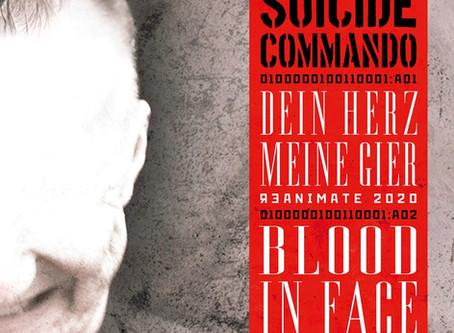 Novos lançamentos: Dein Herz, Meine Gier - Suicide Commando.