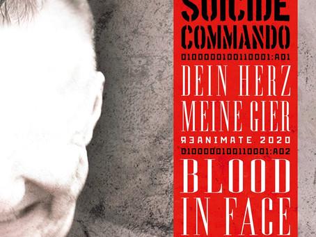 New Releases: Dein Herz, Meine Gier – Suicide Commando.